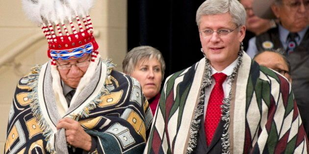 First Nations Education: Harper Announces Billions In