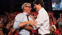 Trudeau's Liberals Win Big In
