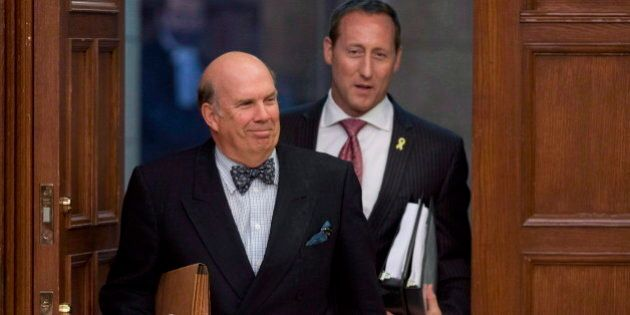 MacKay: Nadon Isn't Quebec's Only Qualified Supreme Court