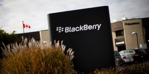 BlackBerry Sale To Lenovo Killed After Firm No From