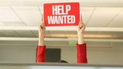 Good News For Job-Seekers .. Sort