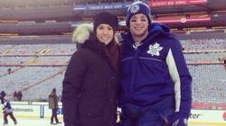 Leafs Fans Attack Goalie's Wife On
