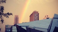 Toronto's Rainbow Proves The City Is In Love With