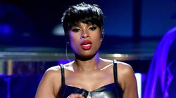 Jennifer Hudson Sizzles In Leather