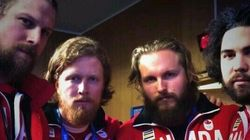 Best Beards Of The Olympics Goes