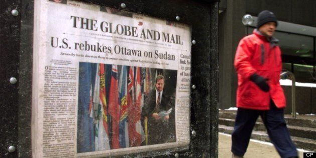 Globe And Mail Byline Strike Follows Overwhelming Walkout