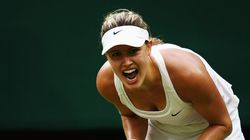 Eugenie Bouchard Just Became The First Canadian To Ever Reach Wimbledon's