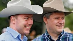 Harper Endorsing All Incumbent Tory