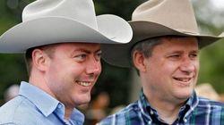 Harper Endorsing All Incumbent Tory