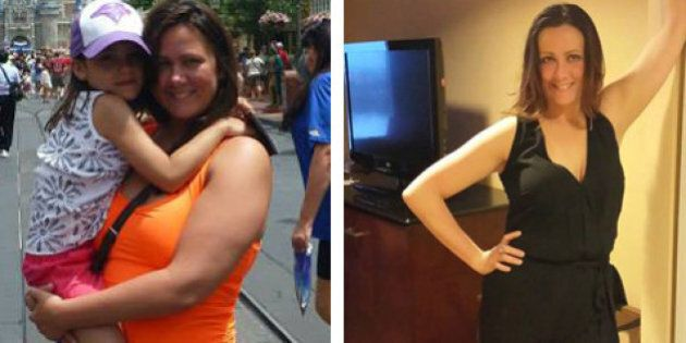 Weight Lost: How This Mom Dropped 55