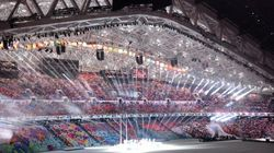 LOOK: The Best Photos From The Sochi Opening