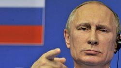 I'll Watch the Olympics to See Putin Beat at His Own