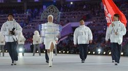 Best Dressed At The Olympic Opening