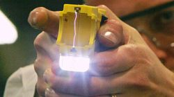Officer Lied About Taser Use On Mentally Ill