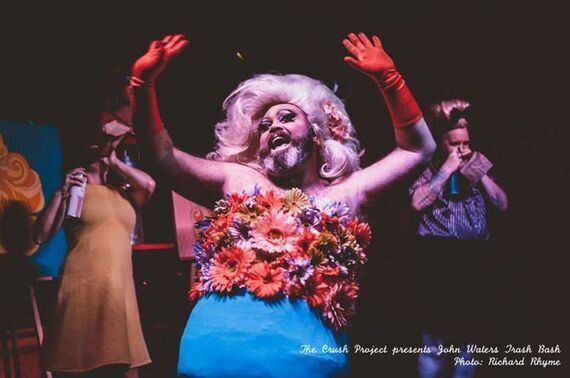 Our Date With the Trashiest Drag Kings, Queens and