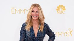 Julia Roberts Steals The Emmys Red Carpet With Her