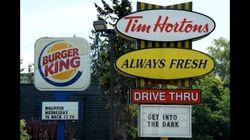 Burger King Buying Tim Hortons For $11