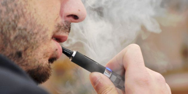 E-Cigarette Users Don't Always Quit Smoking, Study