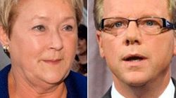 Marois Calls Saskatchewan Premier