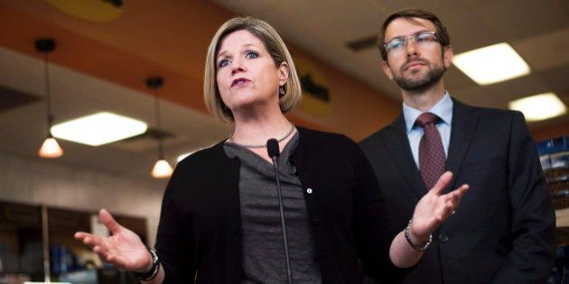 Ontario Election 2014: Horwath Says NDP Government Would Cut ER Wait