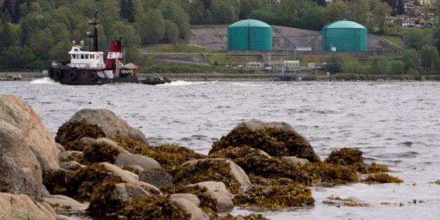 Kinder Morgan Pipeline Hearings May Draw B.C. As An