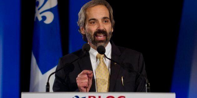 Daniel Paille, Bloc Quebecois Leader, Steps