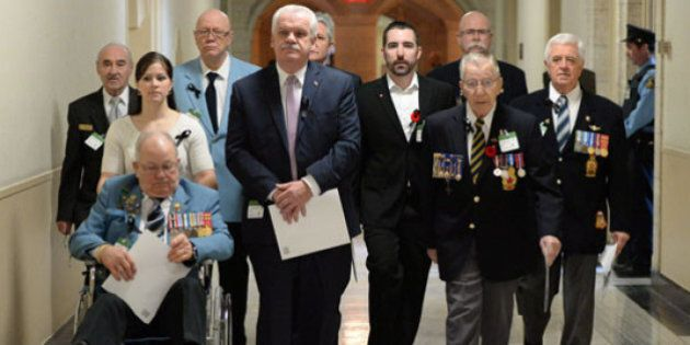 Veterans Groups Say Ottawa Spending Too Much Remembering Old