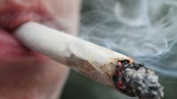 Man Beats Trafficking Charge, Says He Smokes It All