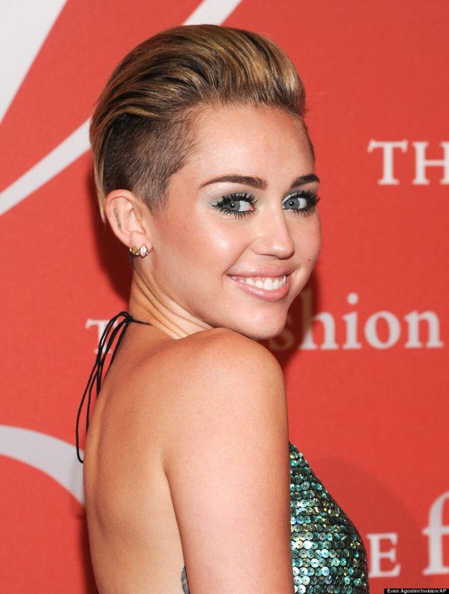 Malin Akerman Shaves Her Head Into Very Miley Cyrus-Like Short