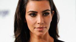 Kim Kardashian Tight Jeans Are A