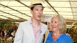 Benedict Cumberbatch And His Mom Are