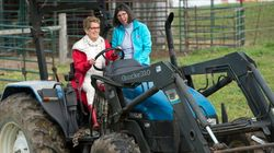 Wynne Slammed After Tractor