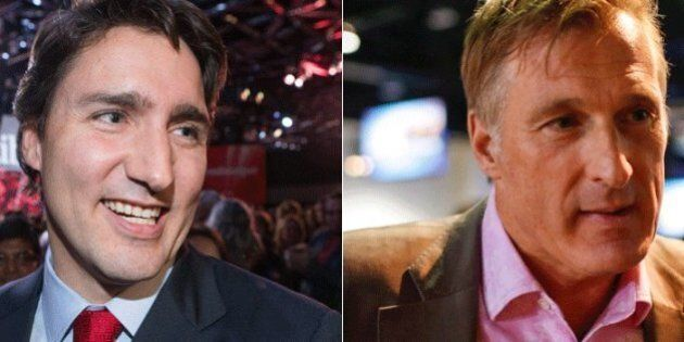 Maxime Bernier: Trudeau Win In 2015 Would Reignite Quebec