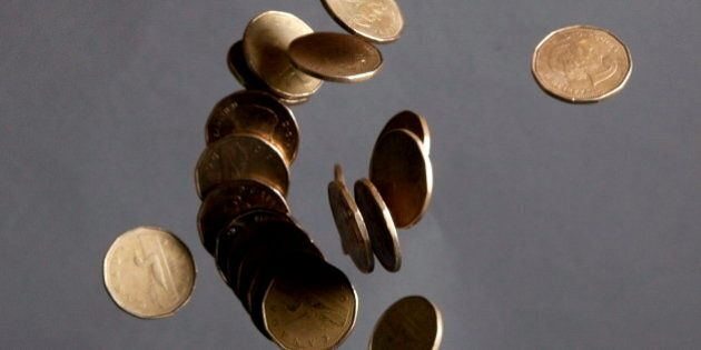 Bets Against Canadian Dollar Spike: