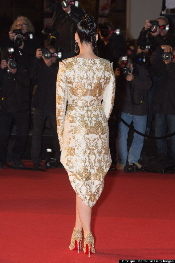 Katy Perry's NRJ Music Awards Dress Looks Even More Stunning From Behind