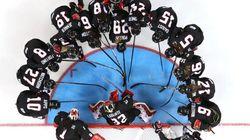 Team Canada Kicks Off Tournament With A