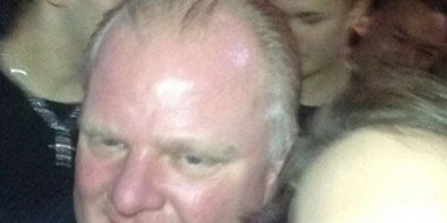 Rob Ford Drinking, 'Talking Gibberish' At Foggy Dew, Toronto Star