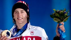Bronze Medal Cheered By Whistler