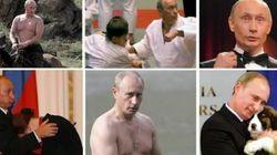 WATCH: Putin's Facebook Look Back Is As Creepy As It