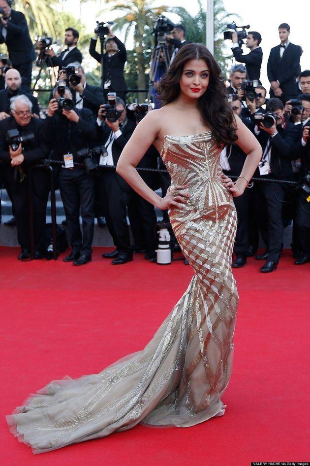 Aishwarya Rai's Cannes 2014 Dress Is Breathtaking