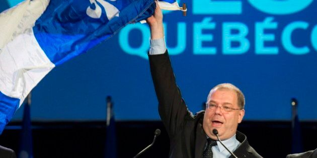 Mario Beaulieu, New Bloc Leader, Doesn't Plan Changes After