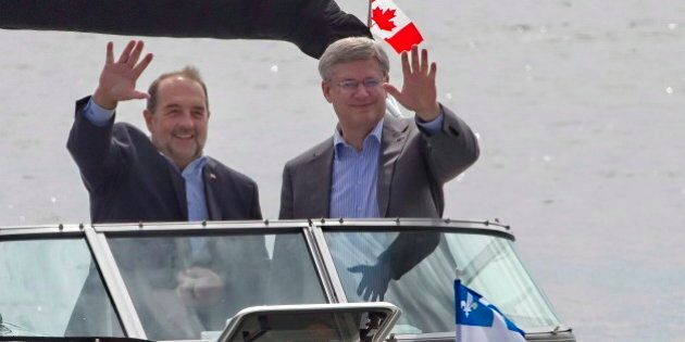 Conservatives Try To Woo Quebec Voters With Late Summer
