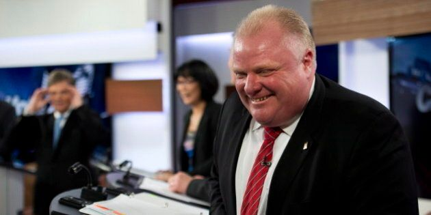 Rob Ford Closing Gap On John Tory In Toronto Mayoral Race, Poll