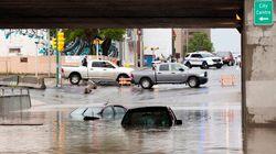 Hundreds Evacuate After Prairie