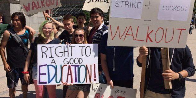 B.C. Teachers Strike 2014: 2nd Mediator