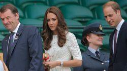 Kate Middleton's Chic Wimbledon