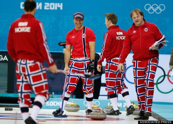 Sochi Olympics: Norway vs. Russia In Battle Of The Curling