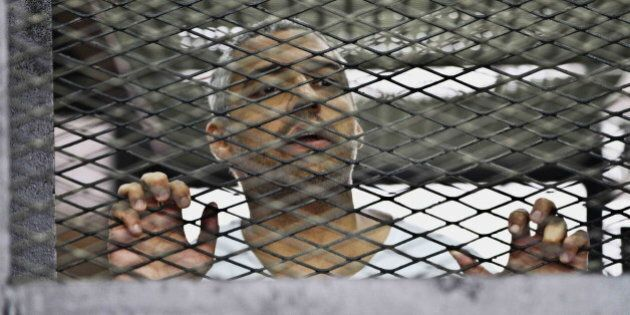 Mohamed Fahmy, Canadian Journalist Imprisoned In Egypt, In 'Terrible State Of Mind':