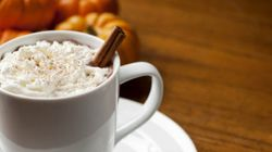 Make The Pumpkin Spice Latte At