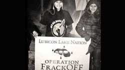 Lubicon Blockade Receives Legal Blow From Calgary